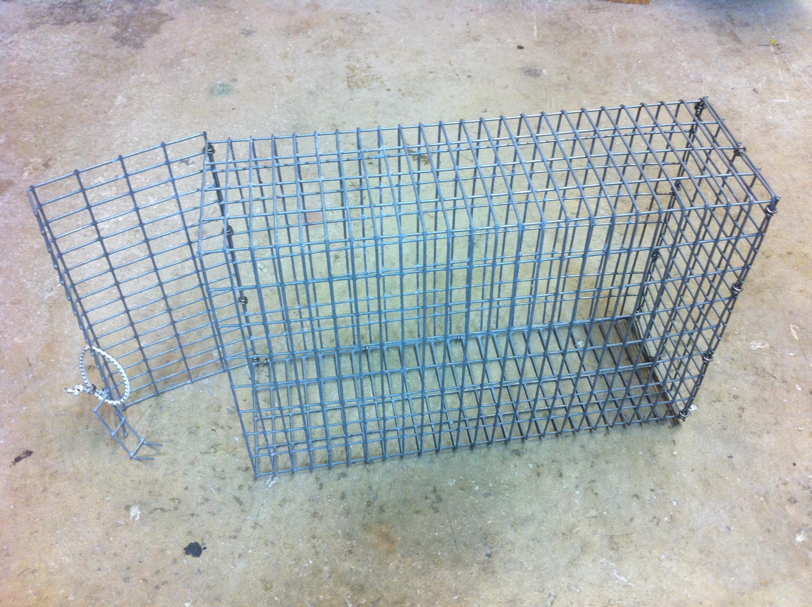 Bandito Chum Cage