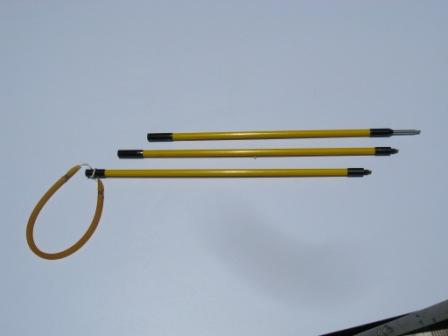 Stowable Polespear